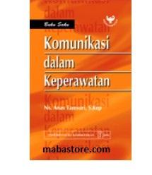 Buku Saku Komunikasi dalam Keperawatan