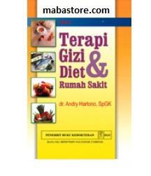 Buku Terapi Gizi dan Diet Rumah Sakit, Ed. 2