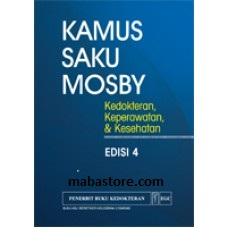 Kamus Saku Mosby Ed. 4