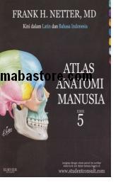 Buku Atlas Anatomi Manusia by Frank H. Netter