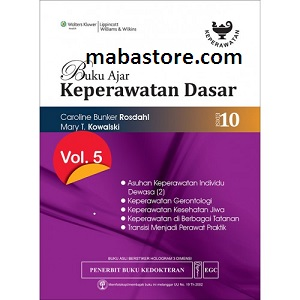 Buku Ajar Keperawatan Dasar Vol 5 Edisi 10