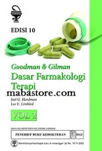 Goodman Gilman Dasar Farmakologi Terapi 2